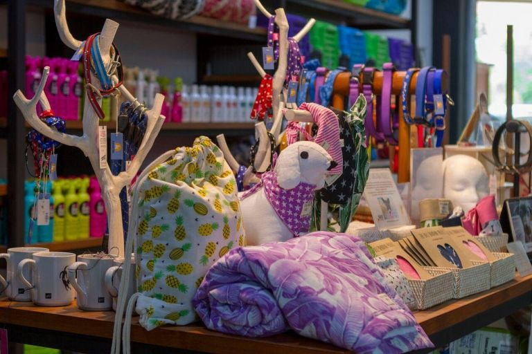 Pet Shop full of fun toys, food and accessories